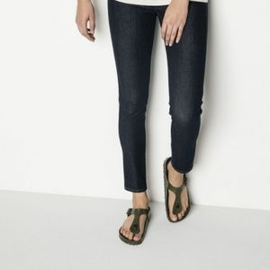 Birkenstock Gizeh Eva Waterproof Khaki Sandals 39